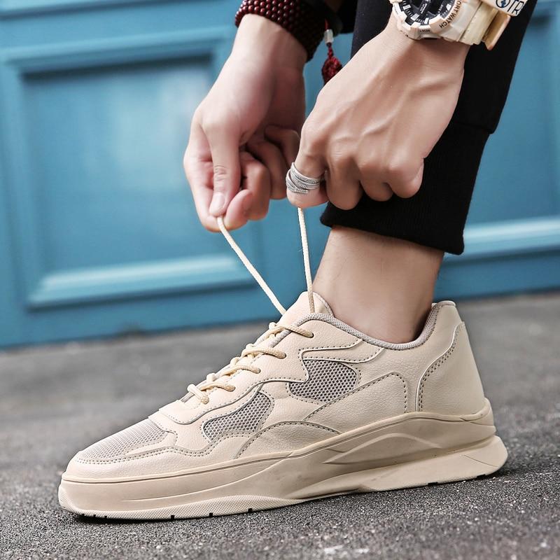 Men's Trainers Sneaker Platform Chunky