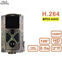 Suntek HC 300M Hunting Camera Chasse HC300M Hunting Camera Deer 16MP HD Infrared Wildlife Night Vision Trail Game Camera