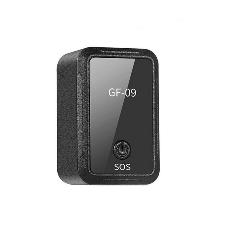 Mini GPS Tracker APP Control Anti-Theft Device Locator Magnetic Voice Recorder Voice Control Callback Real-time Tracking GF-09 image