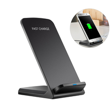 Qi Wireless Charger Stand Fast Charging Charger