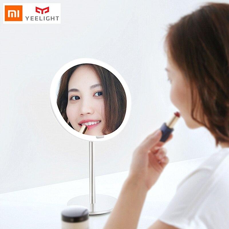 Yeelight Smart maquillage capteur infrarouge capteur de mouvement du corps Portable LED veilleuse USB recharge mi jia mi home xiaomi nouveau