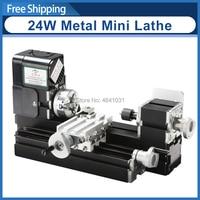 Z20002M 24 W металла мини токарный станок/20000 ОБ/мин дидактические Металла Токарный станок/мини токарный станок для студентов DIY работает