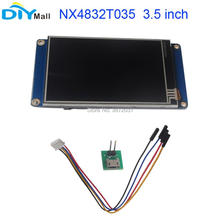 Nextion 3.5 TFT 480x320 NX4832T035 HMI Resistive Touch Screen UART Smart Display Module for Arduino Raspberry Pi ESP8266 nextion 4 3 tft 480x272 nx4827t043 hmi resistive touch screen uart smart display module for arduino raspberry pi esp8266
