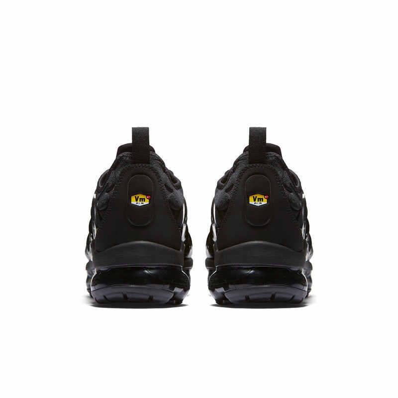 Мужские кроссовки для бега Nike Air VaporMax Plus; Новое поступление; оригинальные дышащие кроссовки уличные; #924453-004