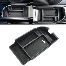 Car Armrest Box Central Secondary Storage Tray Holder Container Organizer Stowing Tidying For Toyota Camry 2019 car armrest box for kia optima k5 jf 2016 2017 central secondary storage box center glove stowing tidying container tray