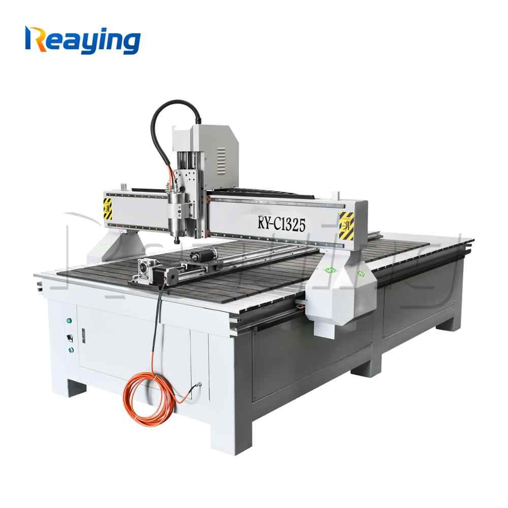 3KW Kayu CNC Router Ukiran Mesin Pendingin Air 8ft * 4ft 1325