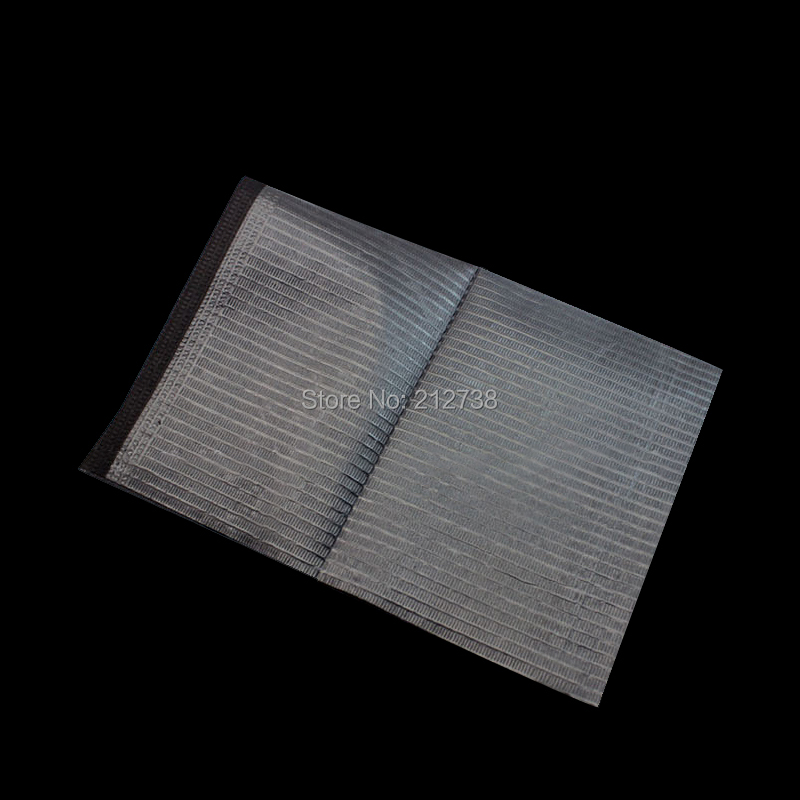 Image 3 - Newest 25Pcs Disposable Tattoo Clean Pad Waterproof Medical Paper Tablecloths Mat Double Layer Sheets Tattoo Accessories 45*33cm-in Tattoo accesories from Beauty & Health