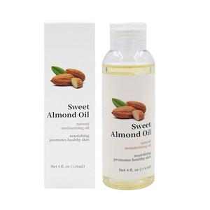 Sweet Almond Oil Moisturizing