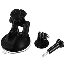 360 Degree Car Window Windshield Suction Cup Mount for Gopro 2 / 3 / 3+ 4(China)