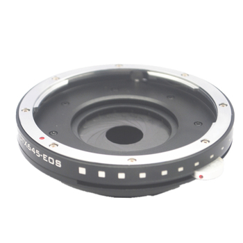 C645-EF C645-EOS Lens Mount Adapter Ring for Medium Format Contax 645 AF Lens and Canon EOS EF Camera Body Adaptor