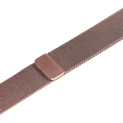 Milanese Loop Watchband for Apple Watch Series 4 Band Watchstrap 42mm 38mm Stainless Steel Band for iwatch 1 2 3 40MM 44MM
