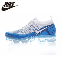 Nike Air Vapormax Flyknit 2 Men's Running Shoes Breathable Outdoor Comfortable Shock Absorption Sneakers #942842 104