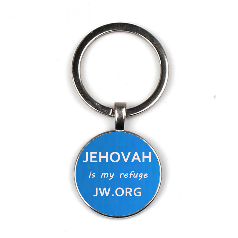 Best Sale 4234 Jehovah S Witness Keychain Glass Time Gem Keychain Key Jewelry Jw Org Handmade Photo Personality Keychain Jw Org Bible Cicig Co It describes our beliefs and organization. jehovah s witness keychain glass time
