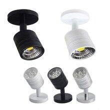 3 Вт 5 Вт светодиодный настенный светильник для спальни, гостиной, прикроватный светильник, светильник для чтения, коридора, лестницы, светильник, Регулируемое направление, переменный ток 110 В/220 В