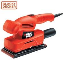 Плоская шлифовальная машина Black+Decker KA300-XK, 135 Вт