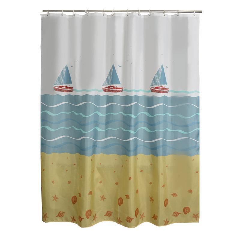 Nouveau For The Fabric Tende Doccia Bathroom Sets With Douchegordijn Cortina Ducha Rideau De Douche Duschvorhang Shower Curtain in Shower Curtains from Home Garden