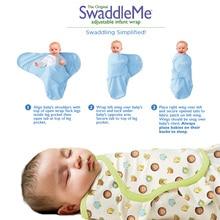 цена на Swaddleme summer cotton infant parisarc newborn thin baby wrap envelope swaddling swaddle me Sleep bag Sleepsack