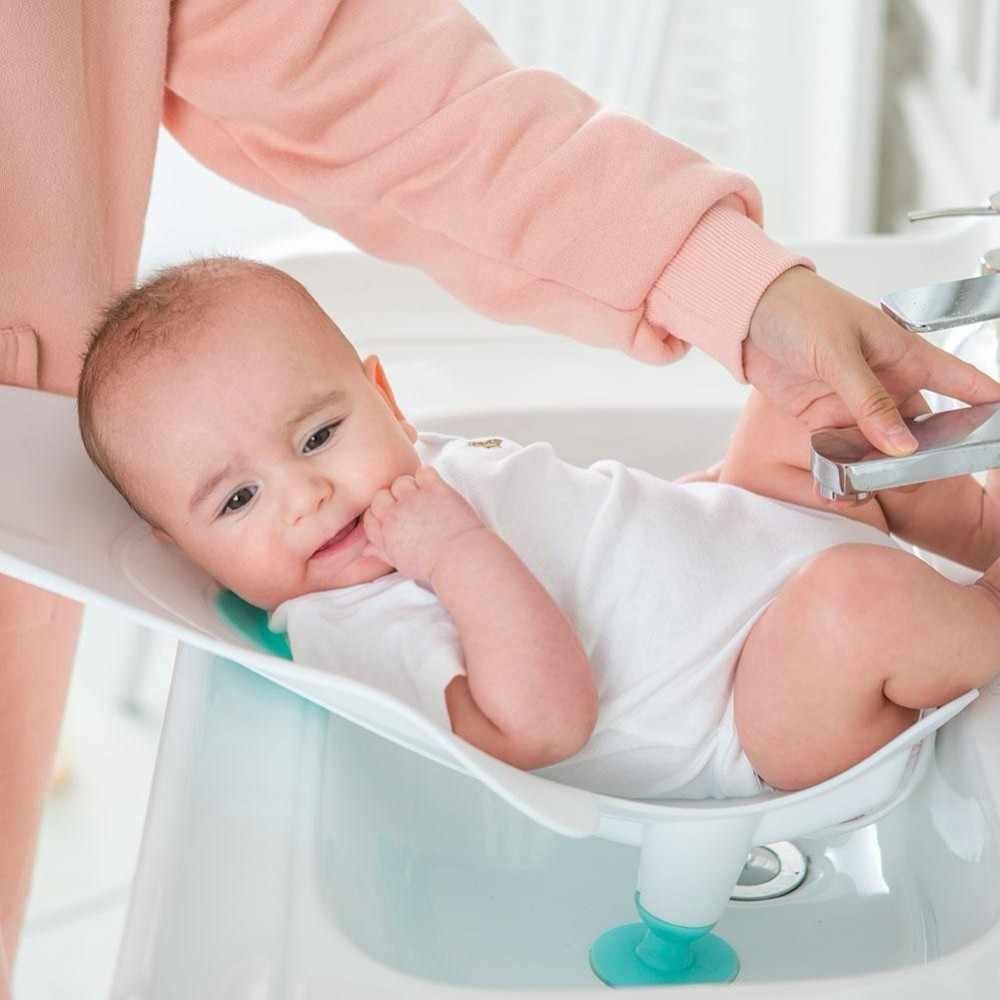 Trẻ Sơ Sinh xách tay Rửa Bé Ass Tạo Tác Rửa Bé Rắm Sơ Sinh Rửa PP Bồn Tắm Cung Cấp Bồn Tắm Bé Chăm Sóc Em Bé