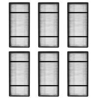 6 HEPA Filter for Replacement Honeywell HRF H2 Air Purifier HHT055 HPA050 HPA150
