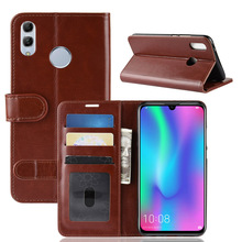 JONSNOW Wallet Leather Case for Huawei Honor 10 Lite 6.2 inch Flip Cover Phone Back Protective Cases