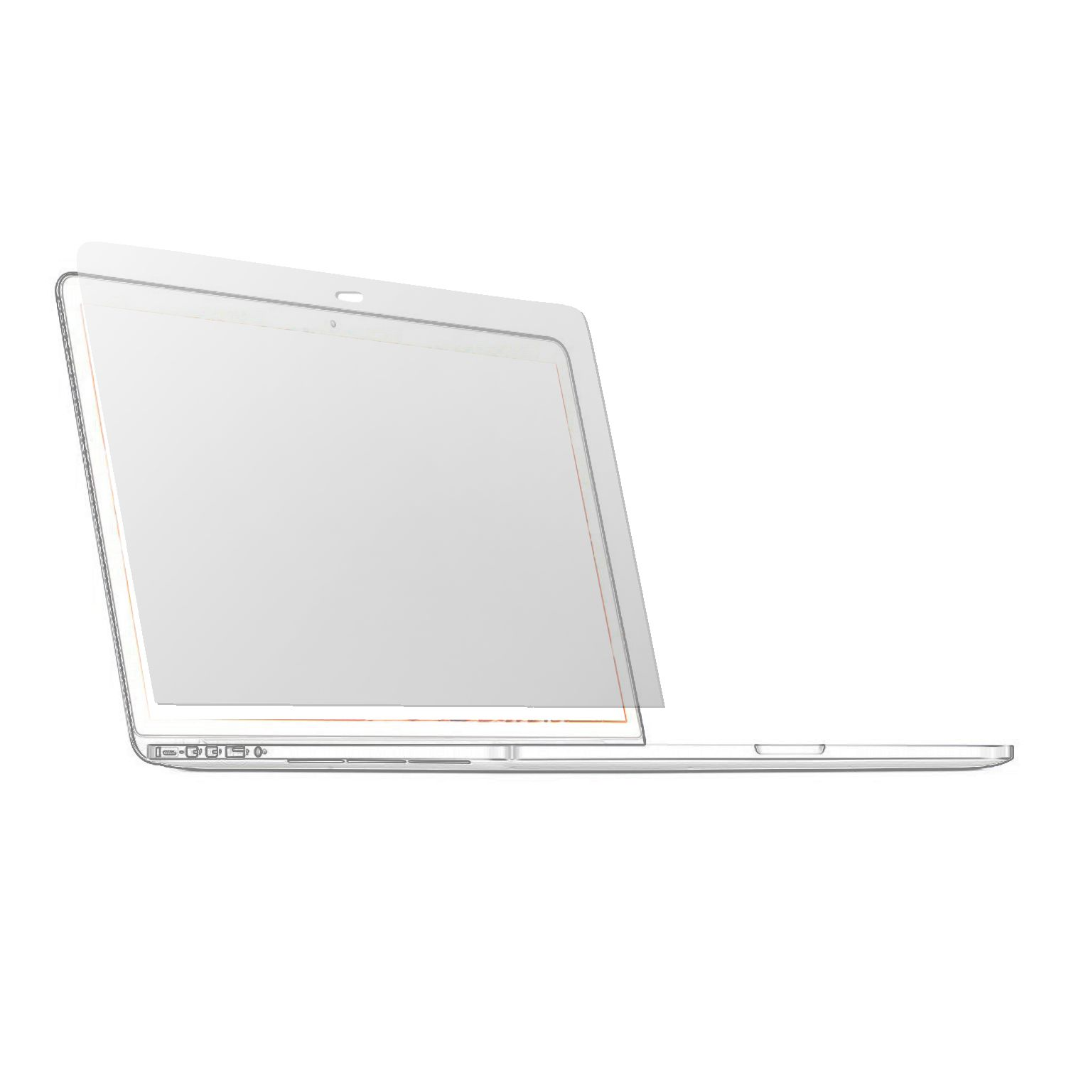 Clear Screen Protector LCD Film NEW For Macbook Pro 13