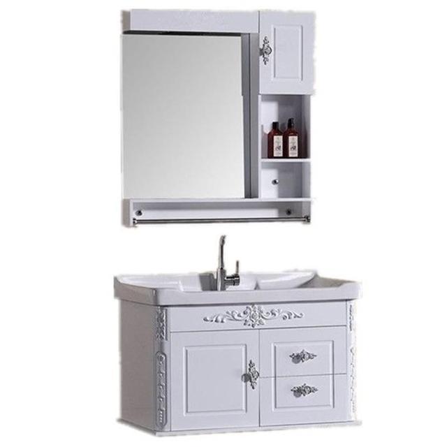 Dolabi Mueble Lavabo Banyo Dolaplar Table Storage Shelf Banheiro Meuble  Salle De Bain Mobile Bagno Vanity Bathroom Cabinet