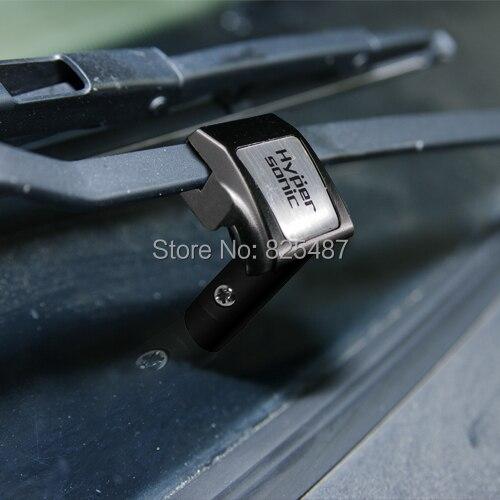 1 par la izquierda Universal de coche parabrisas soporte de accesorio del coche
