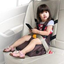 3 в 1 Многофункциональный для хранения и водонепроницаемый высокой плотности ремень безопасности адаптеры и подплечники Дети Портативный Детское сиденье