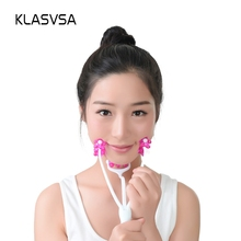 KLASVSA Portable Facial Roller Slimming Beauty Massage Tool