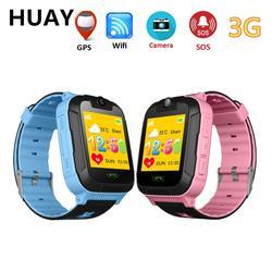 Дети gps трекер часы TD07S 3g сети 1,4 дюймов сенсорный экран Камера Wi Fi SOS вызова расположение детей умные TD07S