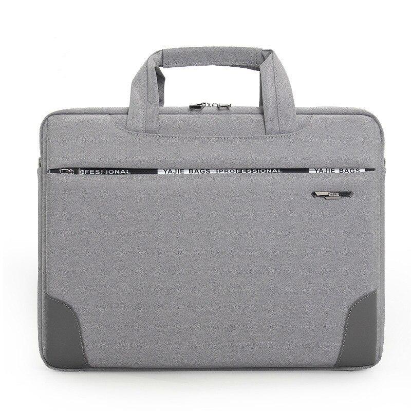 OYIXINGER Oxford File Laptop-Bag Travel-Handbag Briefcase Men Waterproof Single-Shoulder