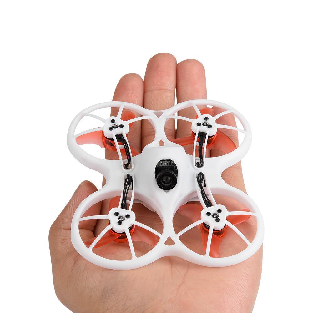 Oyuncaklar ve Hobi Ürünleri'ten Parçalar ve Aksesuarlar'de EMAX Tinyhawk RC Drone kameralı dört pervaneli helikopter Mini DFPV Yarış Drone Helikopter 15000KV BNF fırçasız motor Drones D8'da  Grup 3