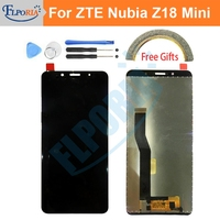 LCD Display For ZTE Nubia Z18 Mini LCD Display Touch Screen Digitizer Assembly LCD Screen For Nubia Z18 Mini Replacement Parts