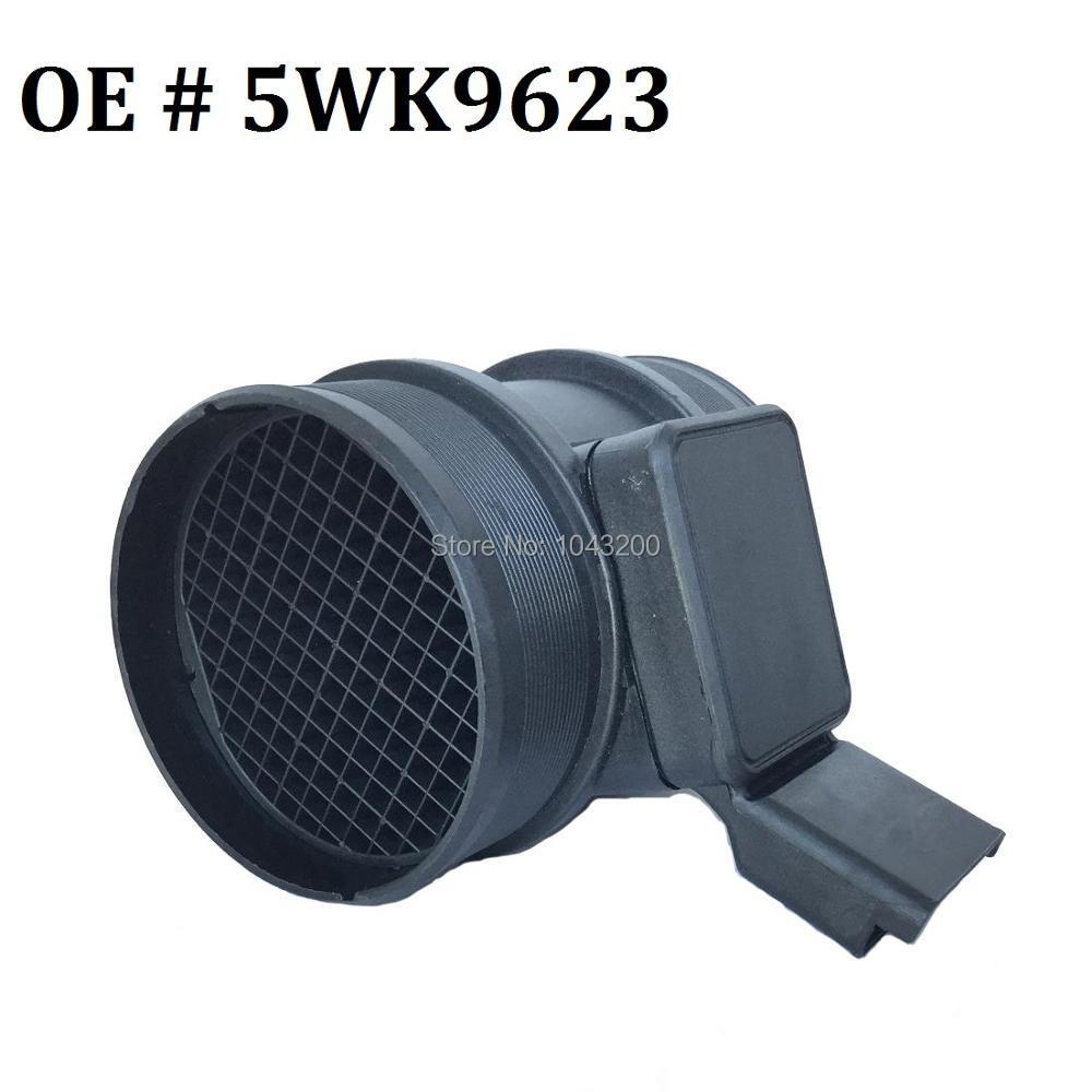 Para Fiat Peugeot Citroen 1.9/2.0 HDi-Mass Air Flow Meter Sensor 5WK9623/5WK9623Z/1920-8Q/ 9628336380/9639794880 Nova