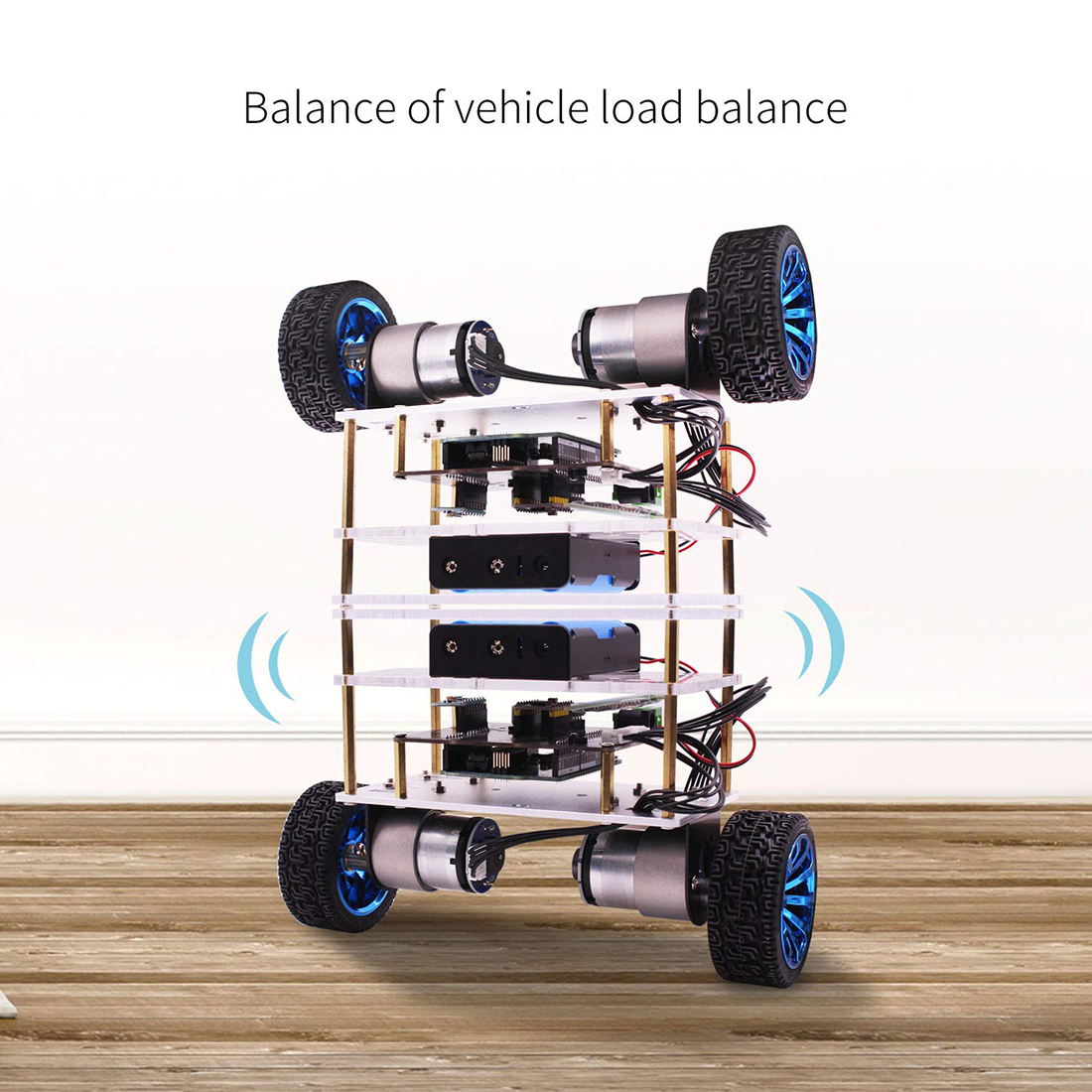 Balance Robot Car Compatible for Arduino Electronics Programmable High Tech Robotics Support C Language Kids Adult in Programmable Toys from Toys Hobbies