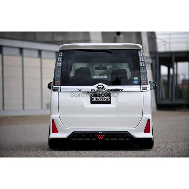 Para Toyota Corolla Spoiler Material ABS alerón trasero de coche de Spoiler para Toyota Corolla Spoiler 2013 de 2014 a 2015
