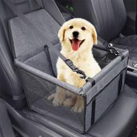 Travel Dog Car Seat Cover Folding Hammock Pet Carriers Bag Carrying For Cats Dogs Transport Safety Belt Carrying