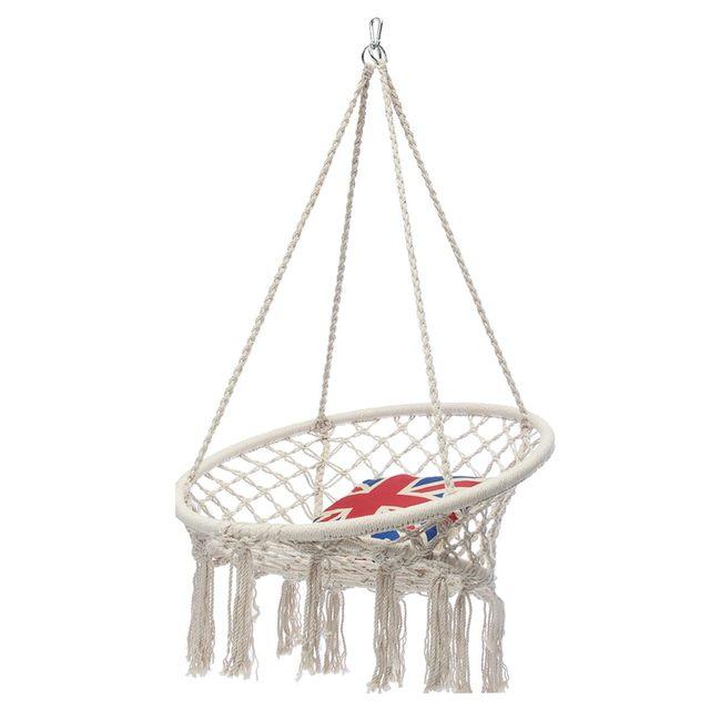Swinging Outdoor Hammock Chair 6