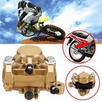 Motorcycle Rear Brake Caliper With Pads Fit for Yamaha TZR125 1990 1992 TZR250 1987 1989 FZR400 1988 1990