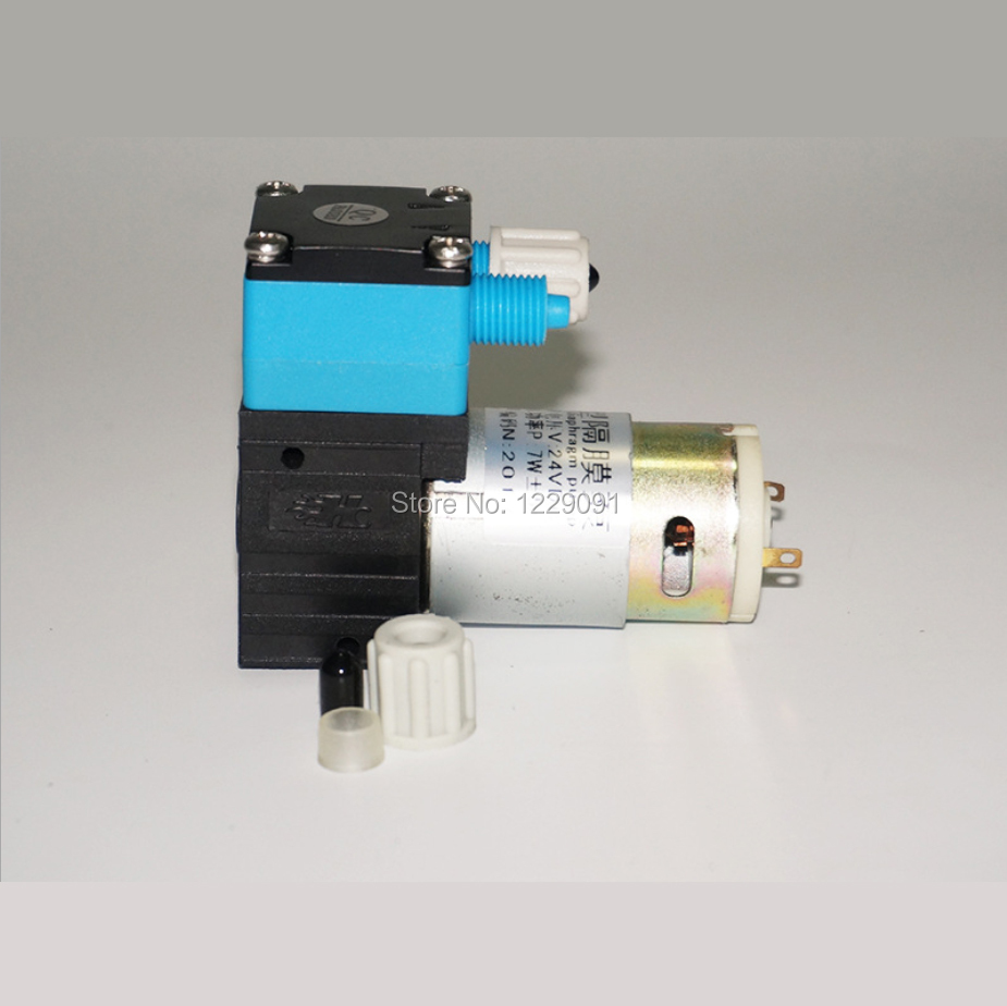 Micro discharge waste liquid pump Gas-liquid universal micro pump air pump Micro self priming pump 10w