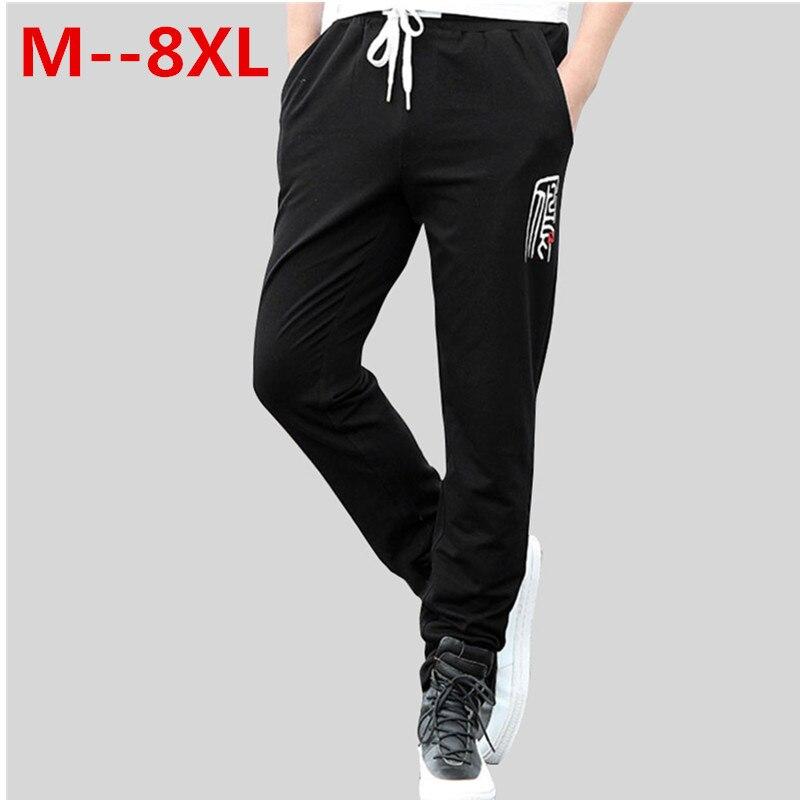 Grande taille 8xl 7xl 6xl 5xl 4xl pantalon décontracté homme offre spéciale qualité Hiphop Harem pantalons de survêtement pantalon Slim armée hommes Joggers