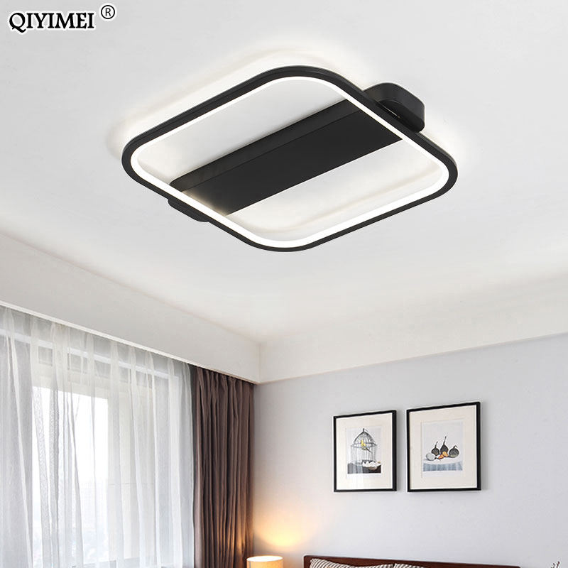 Remote control led ceiling light with Ultra thin Acrylic ceiling lamp for living room bed room