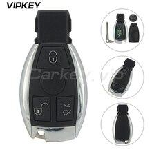 Дистанционный 3 кнопки 315 МГц для Mercedes Benz E S C Класс умный ключ для автомобиля IYZDC07