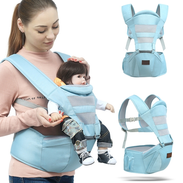 Breathable Ergonomic Carrier Backpack Portable Newborn Infant Cheap
