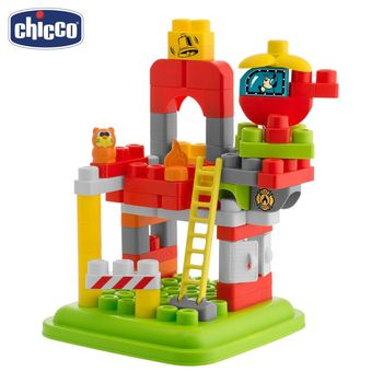 Blocks Chicco 75586 Building & Construction Toys toy kids baby for boys and girls Set