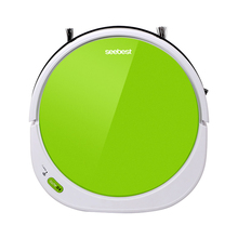 Intelligent Automatic Navigation Path Planning Floor Mopping Robot Vacuum Cleaner Self Charging