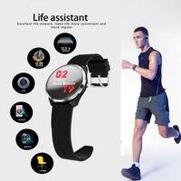 Waterproof GPS Running Smart Watch Bracelet Fitness Tracker Heart Rate Monitor Hot Watches