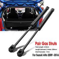 2 uds coche portón trasero de elevación de Gas apoyo puntales bar para Suzuki Vitara Suzuki Splash Suzuki Alto Suzuki HA25 HA35 2009, 2010, 2011, 2012, 2013, 2014, 2015, 2016