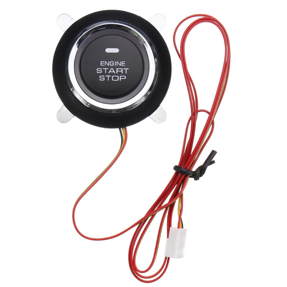 KROAK saut de Code PKE système d'alarme de voiture entrée sans clé démarrage à distance bouton poussoir démarrage arrêt démarrage à distance moteur démarrage - 6