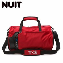 Male And Female Travelling Bags Oxford Bag Single Shoulder Training Large Capacity A Short Trip Portable